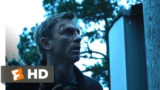The Girl with the Dragon Tattoo (2011) - Shots and Stitches Scene (3/10) | Movieclips