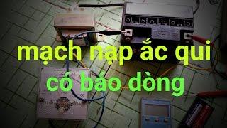 getlinkyoutube.com-[DIY] Mạch nạp ắc qui có chỉ thị ampe.