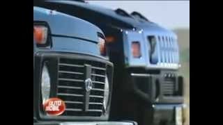 getlinkyoutube.com-Lada niva  vs HUMMER H5