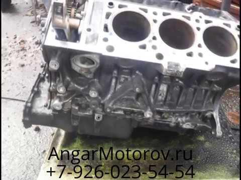Блок цилиндров Двигателя Додж Стратус Интерпид 2.7 EER Шорт Блок Dodge Stratus Intrepid 2,7