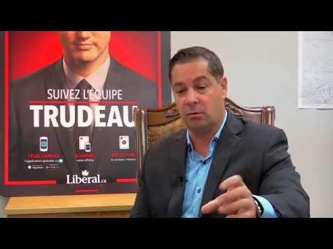 Élections 2015 - Jean-Roger Vigneau veut renforcer la classe moyenne