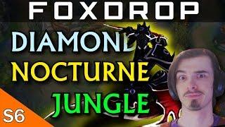 getlinkyoutube.com-How to Play Nocturne Jungle in Season 6 - League of Legends