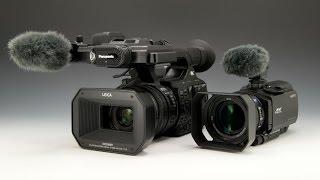 getlinkyoutube.com-[60p] Panasonic HC-X1000(60p) vs Sony FDR-AX100(30p)