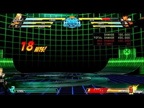 Marvel vs. Capcom 3 - All Character Hyper Combos [ENG] 720p HD