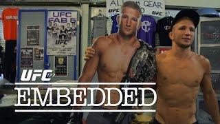 UFC 177: Embedded - Episodio 3