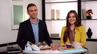 5 Ways to Stretch Your Shoes at Home | Fashion How To