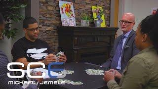 Michael Smith And Jemele Hill Play Spades, Talk Basketball With Scott Van Pelt, Ryan Clark | SC6