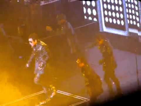 [Rain (Bi) Fancam] 110326 'The Best' in Beijing Concert_By Thincia_Rainism