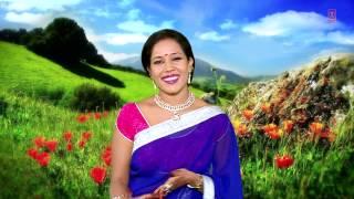 getlinkyoutube.com-Jhooluaa Jhoolavele Maliniya Bhojpuri Devi Geet By Smita Singh [Full Video] I Sherawali Ke Mandiriya