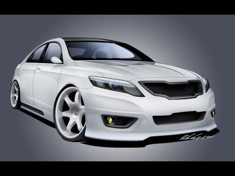 2011 Custom Camry SE Design