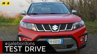 getlinkyoutube.com-Suzuki Vitara S | test drive #AMboxing