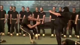 getlinkyoutube.com-عرض قتال عسكري امام الامير محمد بن نايف مع شيلة السالمي