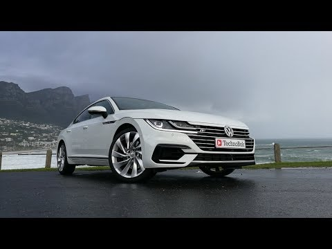 Volkswagen Arteon 2.0 TSI 4MOTION R-Line (2018) Review - Beauty & a 206 kW Beast