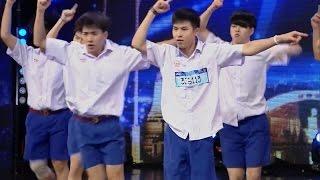 getlinkyoutube.com-Thailand's Got Talent Season 5 EP6 4/6