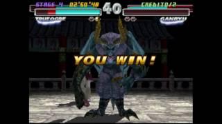 getlinkyoutube.com-Tekken Tag 1 ( Arcade ) - Heihachi / True Ogre Playthrough ( Dec 4, 2016 )