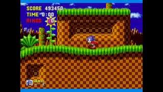 getlinkyoutube.com-Sonic The Hedgehog Speed Run 13:03 any% SS (Non-TAS)