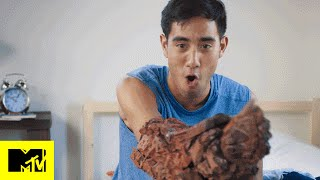 getlinkyoutube.com-Fantastic Four (2015) | Zach King's Fantastic Delivery Kit | MTV