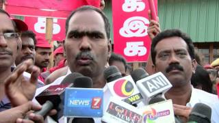 Folk Singer Kovan Comes Out In Bail And Sings On Chennai Rain And Jayalalitha - Must Watch