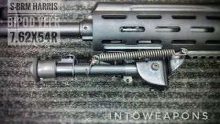 getlinkyoutube.com-VEPR AK Upgrade: Harris S-BRM Bipod