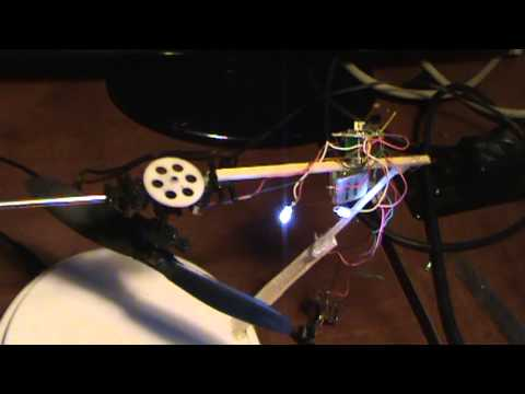 Testing Procedure For Model Helicopter Blades and Air Hogs Blades, Simple DIY! Part 2 of 2