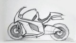 getlinkyoutube.com-Motorcycle design sketch 2013