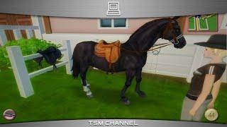 getlinkyoutube.com-Barbie Horse Adventures : Riding Camp (part 11) (Horse Game)