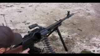 getlinkyoutube.com-Yugoslav M84 LMG