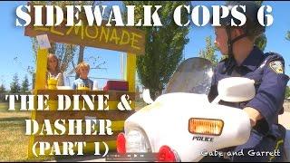 getlinkyoutube.com-Sidewalk Cops 6 - The Dine and Dasher (Part 1)