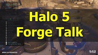 getlinkyoutube.com-Halo 5 Forge Talk! Live stream answering questions!