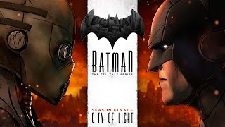 Batman - The Telltale Series - 5. Epizód: 'City of Light' Trailer