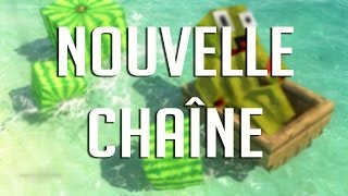getlinkyoutube.com-NOUVELLE CHAINE ! DU MINECRAFT ?!