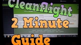 getlinkyoutube.com-Set up cleanflight in under 2 minutes. Easy Guide