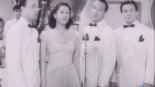 "KAY KYSER Orch. ""Gad The Moon In My Pocket"" -1942"