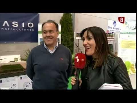 REBI SLU: Tasio y Tino en Canal 8 Aranda de Duero