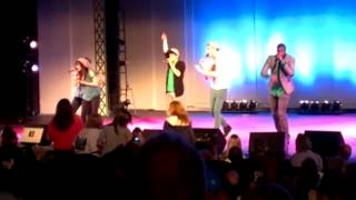 getlinkyoutube.com-Pentatonix Edge of Glory Utah Concert