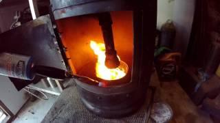 DIY Oil Furnace
