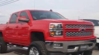 2014 Chevy Silverado 6 Inch Fabtech Lift on 35s
