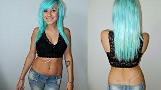 getlinkyoutube.com-How To Dye Your Hair Using  Kool-Aid! ♥Tutorial♥
