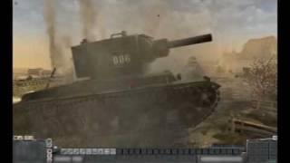 getlinkyoutube.com-MEN OF WAR (PC): Battle of Kursk - July 12th 1943