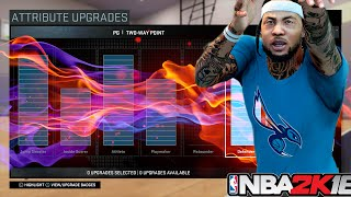 getlinkyoutube.com-NBA 2K16 | Fast Way To Make Your My Player 99 | How To Make A Monster PG ,SG, & SF