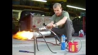 getlinkyoutube.com-Waste oil heater