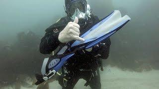 Scuba Diving Equipment Review: Mares X-Stream Fins