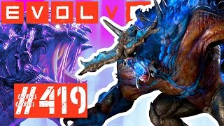 Evolve: Meteor Goliath Master and Mentor