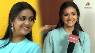 getlinkyoutube.com-That's why I agreed to play Sailaja: Keerthy Suresh