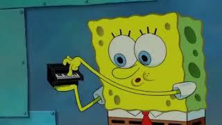 SpongeBob SquarePants dancing Omunye