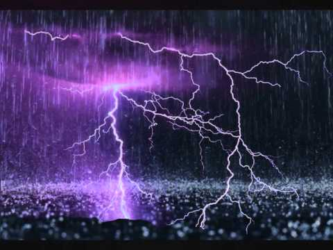 Rain and thunder storm - an hour of relaxing noise for your ears
