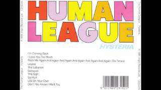 getlinkyoutube.com-The Human League - Hysteria (1984) full album