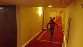 getlinkyoutube.com-Real Life Foxy running!