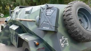 "getlinkyoutube.com-""Making of "" Sd.kfz 247B-Replica"