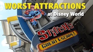 Worst Attractions at Disney World | DIS Unplugged Minisode